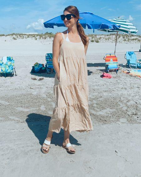 Beach cover up, found it on Amazon, amazon dress, the drop, vacation outfits, http://liketk.it/3jjb8 #liketkit @liketoknow.it #LTKunder50 #LTKtravel