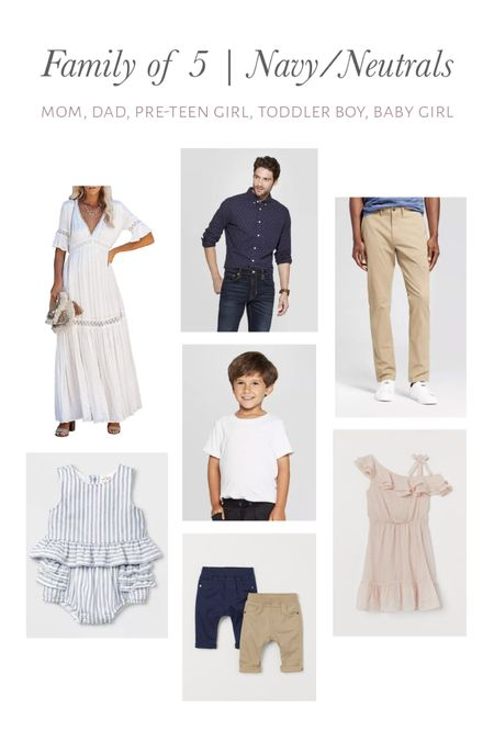 Navy & neutral ideas for fall family photos http://liketk.it/2TXJt #liketkit @liketoknow.it #LTKbaby #LTKfamily Screenshot this pic to get shoppable product details with the LIKEtoKNOW.it shopping app