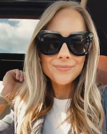 My favorite pair of sunglasses EVER. I've worn them everyday for 3 years now! Totally worth it! #closetessential #fashionjackson  http://liketk.it/3fgXa #liketkit @liketoknow.it #LTKstyletip