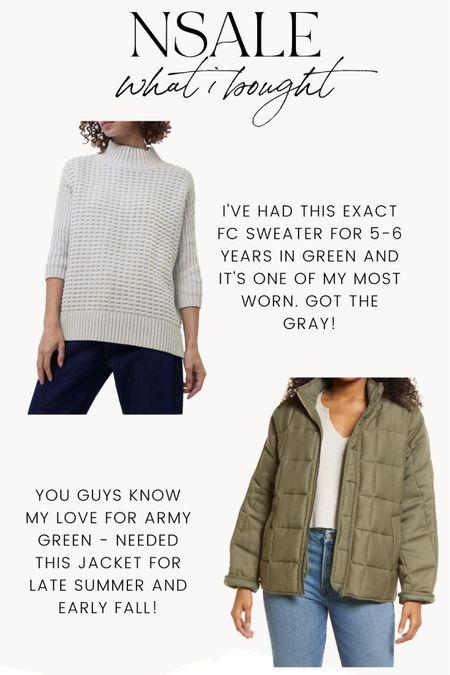 Nsale sweaters, Nordstrom sale sweater pick @liketoknow.it http://liketk.it/3jT5l #liketkit
