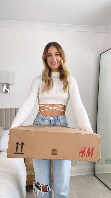 H&M haul!!