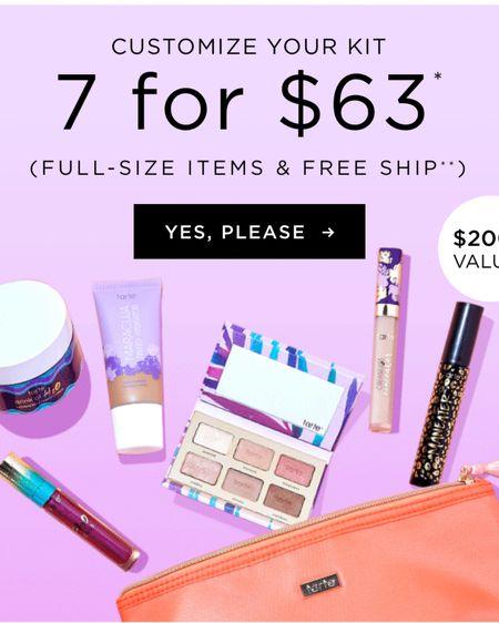 7 full size products for only $63! Jump on this!!! http://liketk.it/3hFxZ @liketoknow.it #liketkit #LTKbeauty #LTKsalealert #LTKunder100