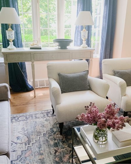 Traditional + Transitional + Parisian + Modern Farmhouse Collected and Neutral Formal Living Room by Peggy Haddad Interiors http://liketk.it/2Ubya #liketkit @liketoknow.it #StayHomeWithLTK @liketoknow.it.home