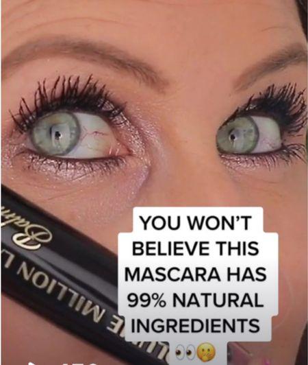 ad-Gifted Makeup, mascara, best mascara  #LTKbeauty #LTKunder50 #LTKeurope
