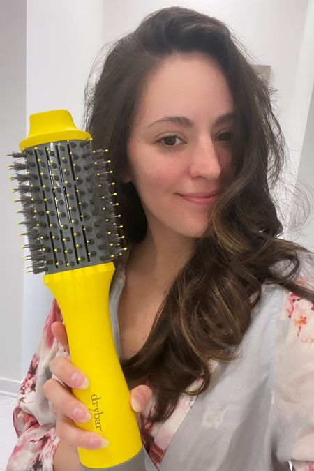 Actually in love with this blow dry brush!   #LTKbeauty #LTKstyletip #LTKtravel