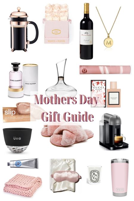 Mother's Day Gift Guide 2021 Shop your screenshot of this pic with the LIKEtoKNOW.it shopping app #liketkit @liketoknow.it http://liketk.it/3ewVK #LTKhome #LTKunder100 #mothersday #giftguide #mothersdaygiftguide #giftsforher #giftsformom #nespresso #beauty #homedecor #blankets