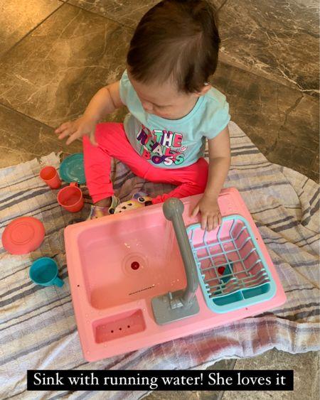 Toddler toys. Water toys. Baby toys. 14 months old. Amazon finds. Toddler sink. Kids sink. Kitchen sink toys @liketoknow.it @liketoknow.it.family http://liketk.it/3jp2o #liketkit #LTKbaby #LTKkids #LTKfamily