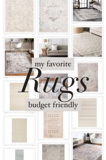 My favorite budget friendly rugs for your home ✨   http://liketk.it/335t5 #liketkit @liketoknow.it #LTKunder50 #LTKsalealert #LTKhome @liketoknow.it.home @liketoknow.it.family Shop your screenshot of this pic with the LIKEtoKNOW.it shopping app