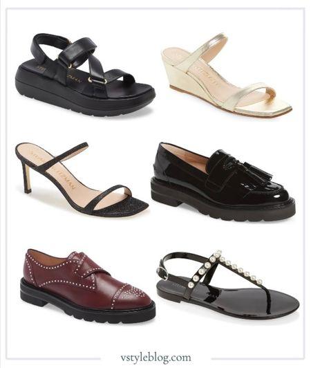 Stuart Weitzman, Loafer, Slide Sandal, Jelly Sandal, Summer Shoes, Wedding Shoes, Nordstrom.  #LTKtravel #LTKshoecrush #LTKstyletip
