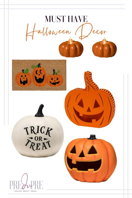 Haven't decorated for Halloween yet? I got you. Check out these great Amazon and Target find. Perfect for the spooky holiday.  Halloween, fall outdoor decor, outdoor decor, Halloween decor, Halloween fun, pumpkin decor, jack-o-lantern decor, pumpkin, Jack-o-lantern  #LTKHoliday #LTKSeasonal #LTKhome