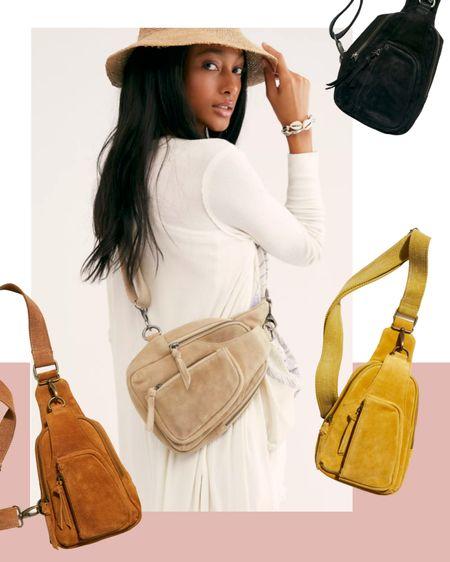 http://liketk.it/3eaT5 #liketkit @liketoknow.it super cute sling bag!! Love these colors!