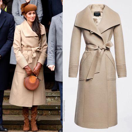 Meghan wearing Sentaler coat now at Nordstrom #fall   #LTKstyletip #LTKeurope