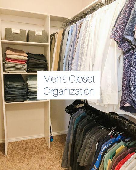 Shop this men's closet look! http://liketk.it/3kSi7 @liketoknow.it #liketkit #LTKhome #LTKmens @liketoknow.it.home