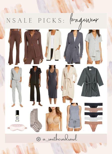 Nordstrom anniversary sale loungewear   #LTKsalealert #LTKunder50