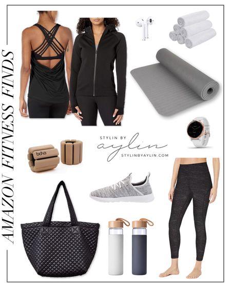 Amazon finds, fitness style, fitness finds, affordable style, StylinByAylin   #LTKSeasonal #LTKunder100 #LTKfit
