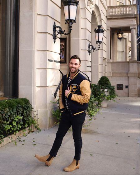 Made my way back up to my old stomping grounds on the Upper East Side this weekend to visit the #ralphlauren store. Picked out my favorite piece from their new @poloralphlauren collection! http://liketk.it/2y1Jg #liketkit @liketoknow.it #LTKmens