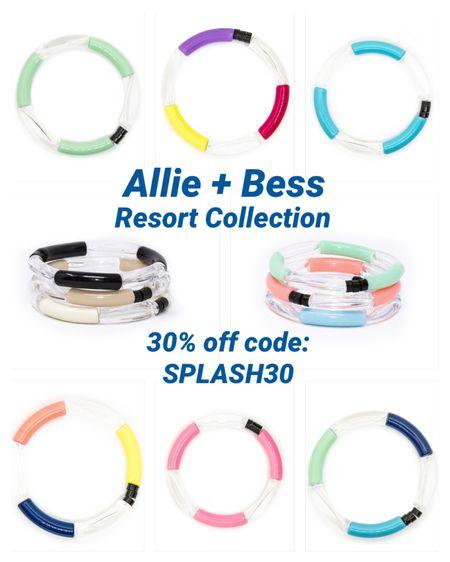 http://liketk.it/3gnzn #liketkit @liketoknow.it #LTKsalealert #LTKswim #LTKstyletip Allie + Bess, arm candy, on sale, Memorial Day