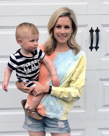 Comfy tie-dye sweatshirts are my fav! http://liketk.it/3gDLX #liketkit #LTKfamily #LTKsalealert @liketoknow.it.family @liketoknow.it.home @liketoknow.it #LTKunder50