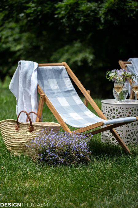 http://liketk.it/3jloM #liketkit @liketoknow.it #LTKfamily #LTKhome #LTKstyletip create a lovely outdoor gathering area on the grass!