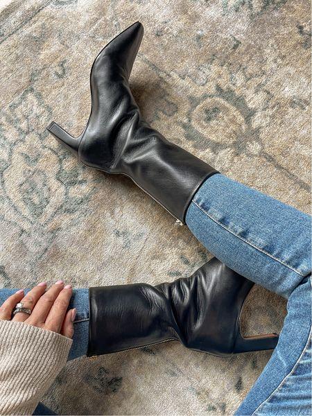 Nsale boots I love , tts   #LTKsalealert #LTKunder100 #LTKshoecrush