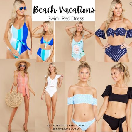 Must have swim // travel style // beach vacation // http://liketk.it/3fjy5 @liketoknow.it #liketkit #LTKsalealert #LTKtravel #LTKstyletip