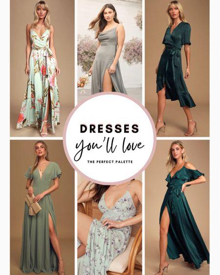 Gorgeous Dress Styles for Weddings & Beyond                   #LTKunder100 #LTKhome #LTKfit #LTKunder50 #LTKstyletip #LTKcurves #LTKfamily #LTKswim #LTKsalealert #LTKwedding #LTKshoecrush #LTKitbag #LTKtravel #LTKDay #LTKNewYear   #liketkit #weddingdress     @liketoknow.it  #LTKSeasonal #bridesmaids #bridesmaiddresses #dresses #dillards #weddingguestdresses #weddingguest #weddingguestdress #bridesmaiddress #weddingdress #mididress #maxidress #wedding #dress #bridalshowerdress #weddingdress #springoutfit #springdress #summerdress #summerfashion #LTKbeauty http://liketk.it/3hzGU