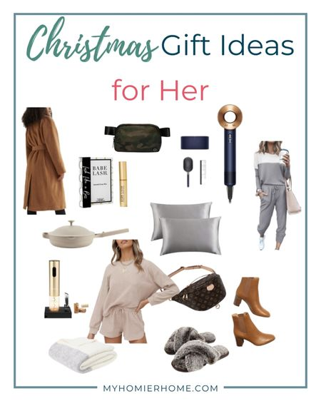Christmas gift ideas for her. Find the perfect gift for any woman in your life, including yourself!   #LTKSeasonal #LTKHoliday #LTKGiftGuide