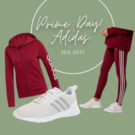 Prime Day Sales and Deals are here! I looked and found Adidas apparel at 30% off! I love my cloud tennis shoes and these leggings and pullovers are the perfect styles for fall! http://liketk.it/2YJgU #liketkit @liketoknow.it #LTKunder50 #LTKsalealert #LTKfit fitness, leggings, pullover , sweatshirt , running shoes, yoga , @liketoknow.it.brasil @liketoknow.it.europe @liketoknow.it.family @liketoknow.it.home Shop your screenshot of this pic with the LIKEtoKNOW.it shopping app