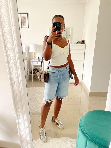 Casual summer look   #LTKstyletip #LTKitbag