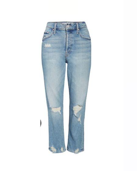 Favorite fall jeans by mother   #LTKSeasonal #LTKstyletip