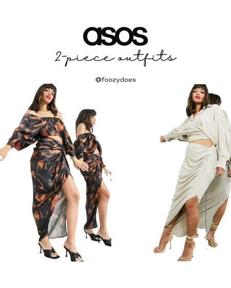 The perfect 2-piece outfits from #ASOS these are perfect for a night out http://liketk.it/3jnTr #liketkit @liketoknow.it #LTKunder100 #LTKstyletip #LTKwedding