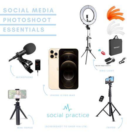 Social media photo shoot essentials via Amazon 🤍 http://liketk.it/3iQhR #liketkit @liketoknow.it