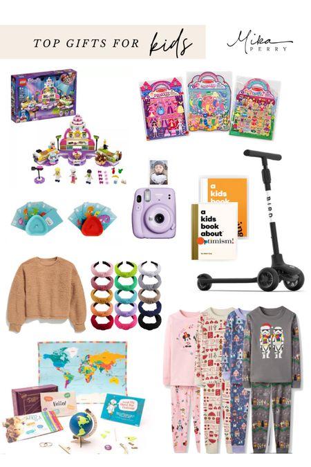 My Holiday Gift Guide for Kids 🎄 Toys, scooters, pjs, pajamas, games, camera, LEGO's, sale   #LTKgiftspo #LTKkids #LTKsalealert