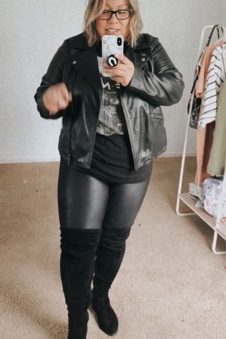 The best over the knee boots for plus size ladies or thick thighs. http://liketk.it/3k5S7 @liketoknow.it #liketkit #LTKstyletip #LTKshoecrush #LTKunder100