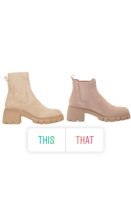 Sand suede Chelsea platform boot. Booties. Suede ankle boots. Nordstrom anniversary sale. Amazon finds. Fall boots 2021. Tan boots.   #LTKunder100 #LTKshoecrush #LTKstyletip