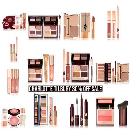 Charlotte Tilbury 30% Off Sale!  #charlottetilbury #makeup #cosmetics #sale #salealert #rStheCon #LTKbeauty #LTKsalealert @liketoknow.it #liketkit http://liketk.it/2TBQX #blush #lipkit #lipstick #eyeshadow #eyelook #dewyskin #skincare