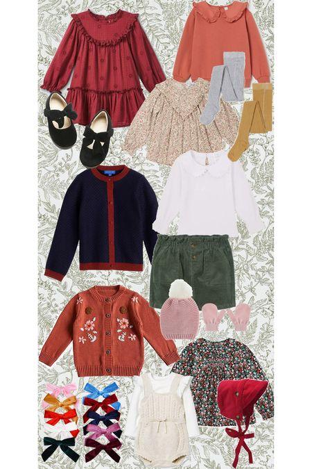 Fall finds for little girls under $25!   #LTKbaby #LTKkids #LTKunder50