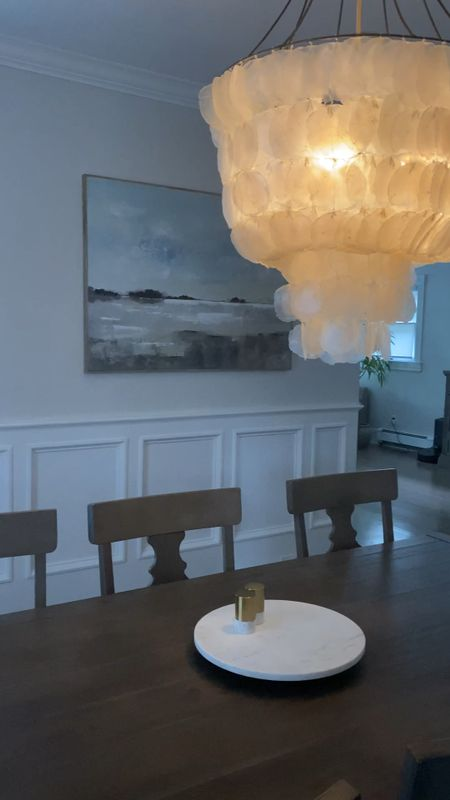This chandelier will be my favorite home purchase for the foreseeable future!
