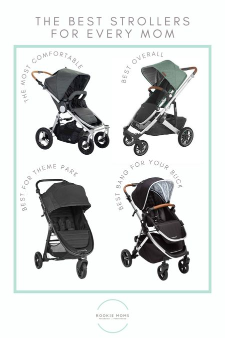 The best full sized strollers for every type of mom. Our absolute favorite is the Uppababy Cruz. See blog post for more.    http://liketk.it/3hXi3 #liketkit @liketoknow.it #LTKkids #LTKbump #LTKbaby @liketoknow.it.family Shop your screenshot of this pic with the LIKEtoKNOW.it shopping app