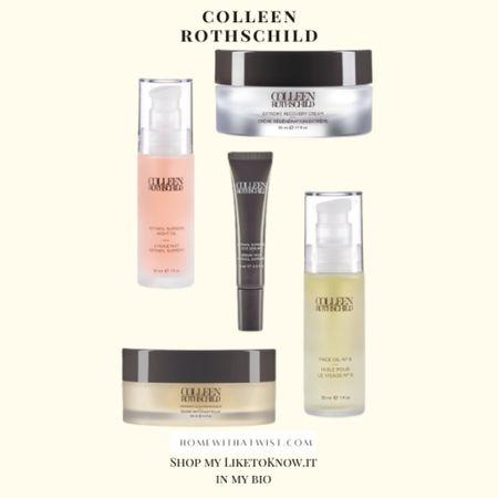 Colleen Rothschild on sale for LTK Day sale! http://liketk.it/3hjx8 #liketkit @liketoknow.it #LTKDay #LTKbeauty #LTKsalealert