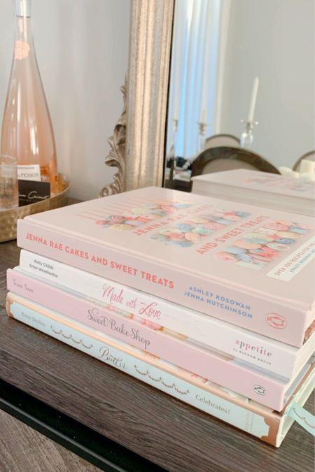 Pretty Cookbooks 💗  http://liketk.it/36JkT #liketkit #LTKVDay #LTKhome #LTKsalealert @liketoknow.it