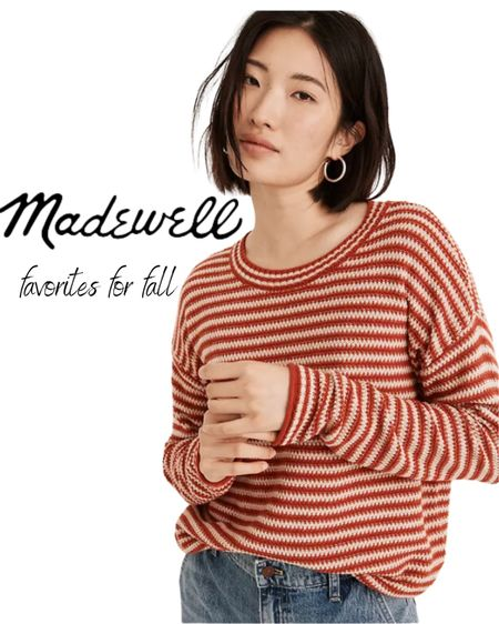 I love this shirt from Madewell-and right now you can save $25 off orders over $150!  #competition @shop.ltk   #LTKSale #LTKsalealert #LTKSeasonal