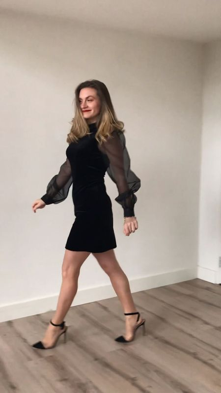 """Happy Fashionable Holidays  all outfits from """"& other Stories"""" shoes by Gianvito Rossi   #LTKfit #LTKstyletip #LTKNewYear"""