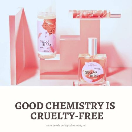 Good Chemistry is a drugstore cruelty-free brand! You can find these Logical Harmony Approved cruelty-free and vegan perfumes at Target and CVS. Prices start at only $9.99!  #LTKSeasonal #LTKunder50 #LTKbeauty