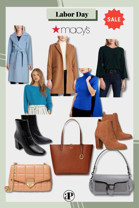 Labor Day Sale Alert! Fall Picks from Macy's!   #LTKsalealert #LTKstyletip