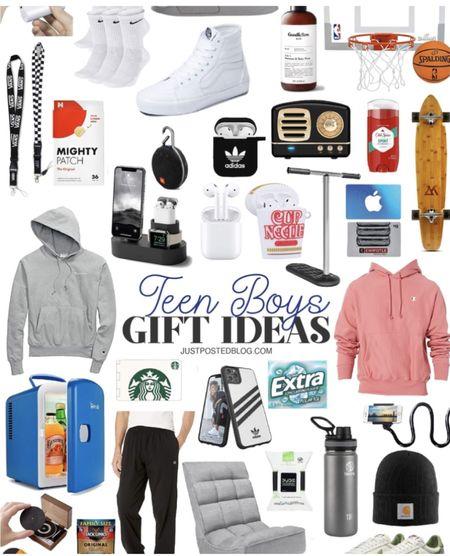 Christmas Gift Ideas for Teen Boys   Gift guide Christmas  Boys   #LTKGiftGuide #LTKHoliday #LTKSeasonal