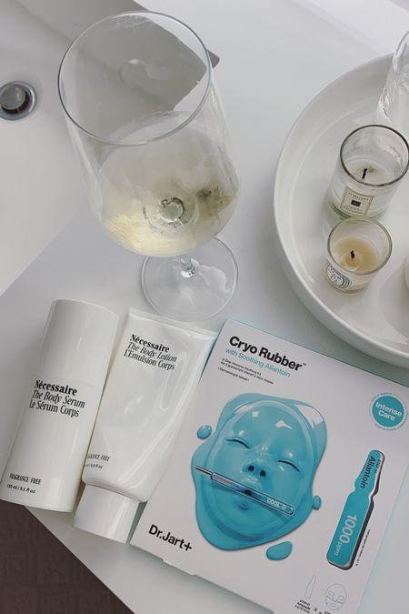 Sunday night self care 🧖🏻♀️#skincare   #LTKbeauty #LTKunder50 #LTKunder100