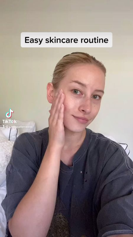 Easy skincare, simple morning skincare routine, morning skincare, clean skincare products