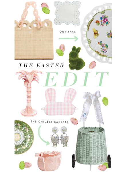 Hippity-hoppity! 🐇 Easter's on its way, and so is our latest shopping edit, plus lots more tablescape inspiration on The Glam Pad! #LTKfamily #LTKbaby #LTKhome http://liketk.it/3axqf #liketkit @liketoknow.it