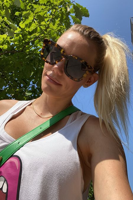 Tortoise sunglasses 😎    #LTKstyletip